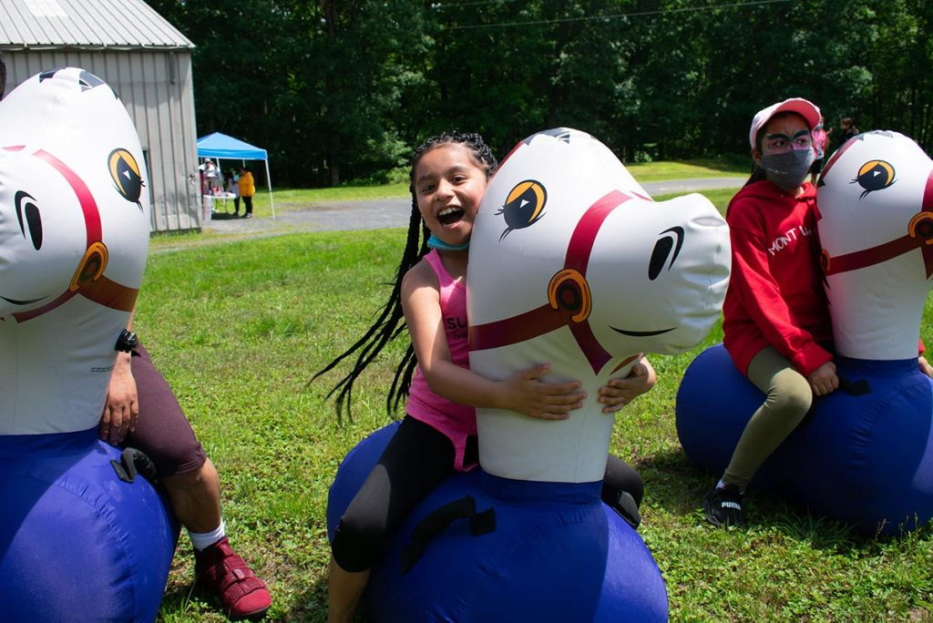 Family camp activities